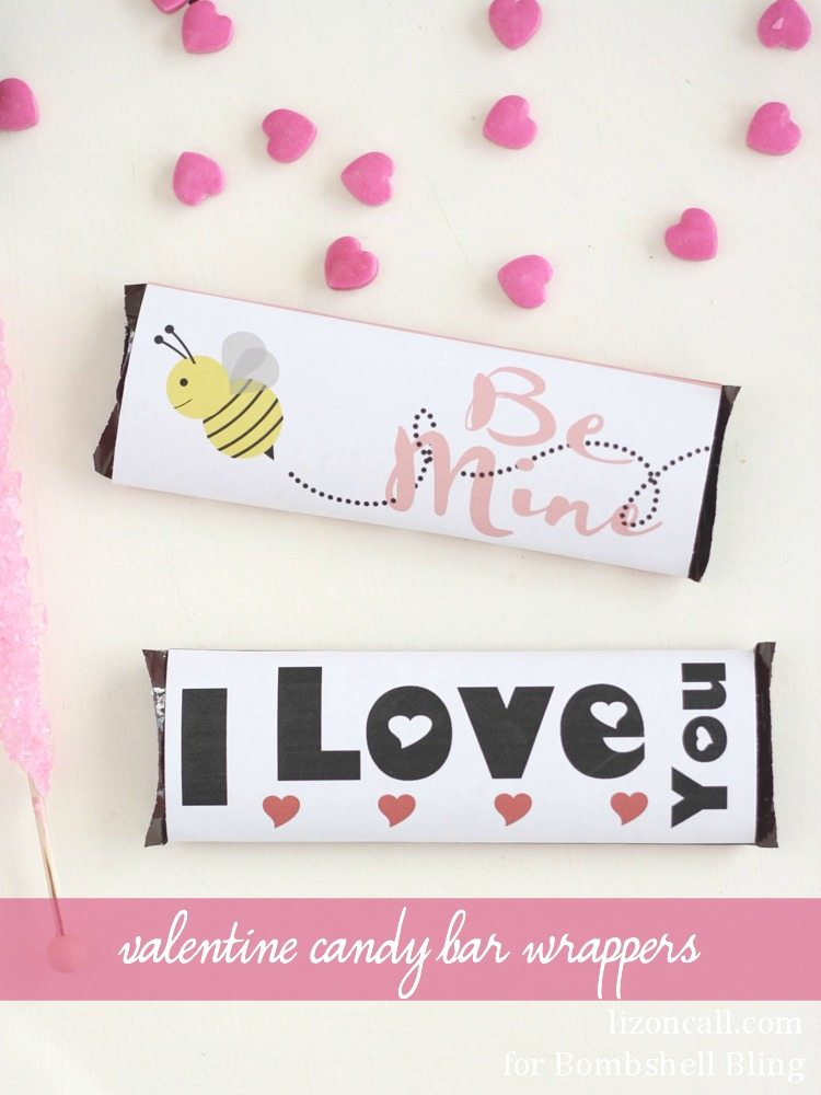 Valentine candy bar wrappers free printable for valentine for Valentine candy bar wrapper templates