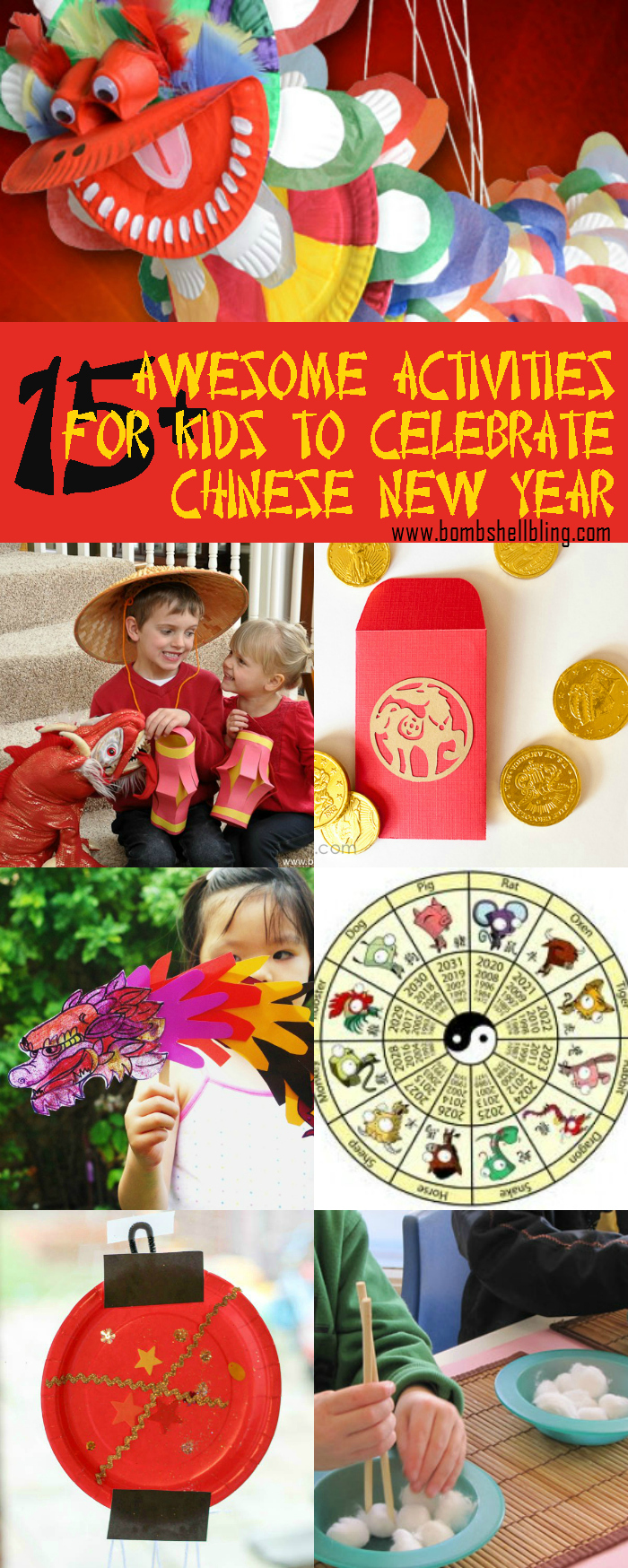 chinese new year activities to help kids celebrate - Chinese New Year For Kids