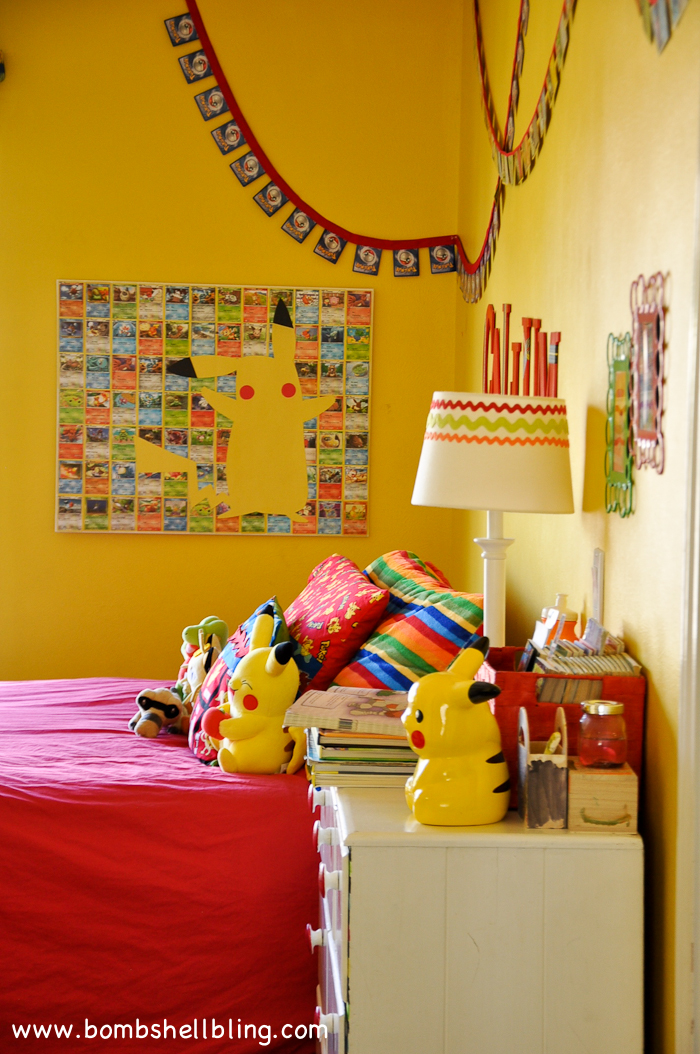Have a Look at These Cool Pokemon Bedroom Ideas