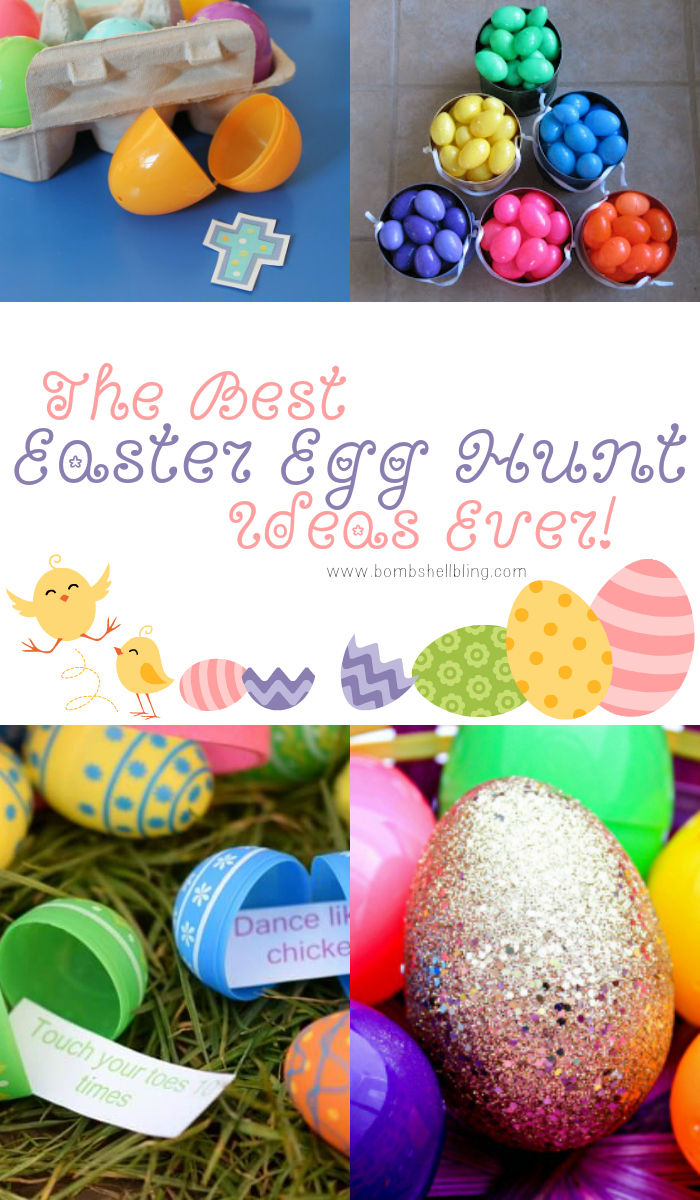 easter egg hunt ideas  the best ever collection of ideas